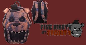 Mochila Five Nights at Freddy's – Volta às Aulas com Freddy Fazbear