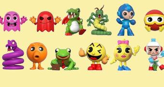 Retro Games Mystery Minis – Mini-Figuras Funko Blind-Box