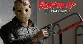 Jason Voorhees Ultimate Action Figure – Sexta-Feira 13 Parte IV Capítulo Final