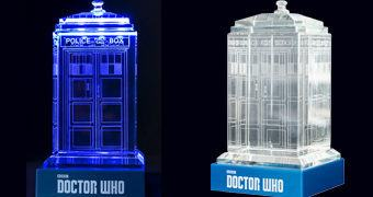 TARDIS de Cristal (Doctor Who)