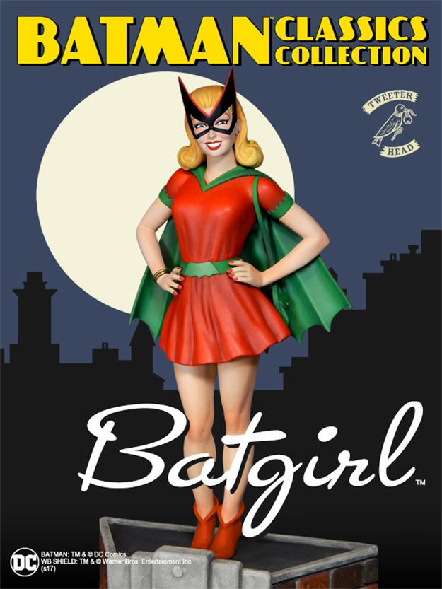 Classic-Batgirl-Maquette-Tweeterhead-Batman-Classic-Collection-01