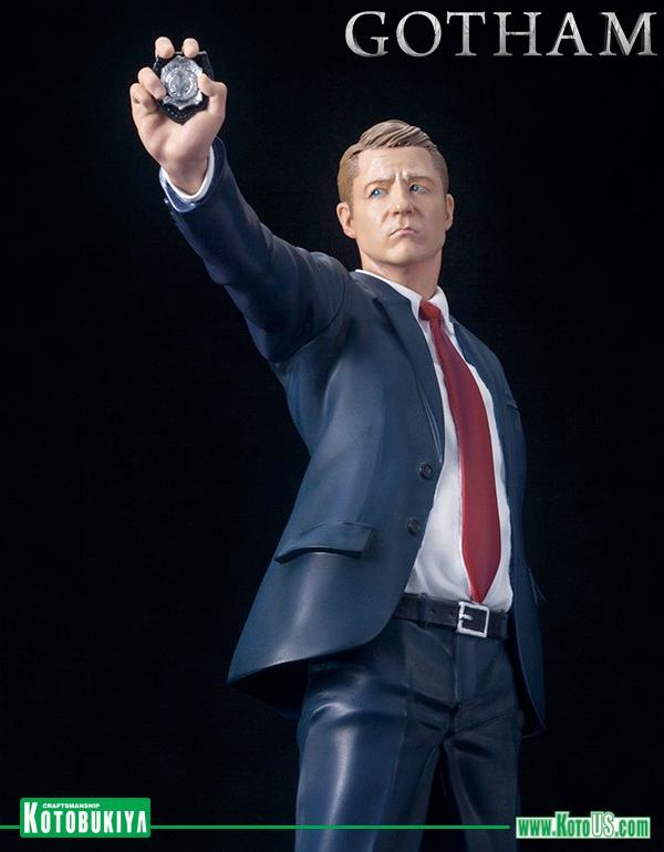 Estatua-Gotham-TV-Series-James-Gordon-ArtFX-Statue-02
