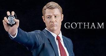 Estátua James Gordon ArtFX+ na Série Gotham (Kotobukiya)