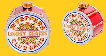 Pote de Cookies Beatles Sgt. Pepper's Lonely Hearts Club Band