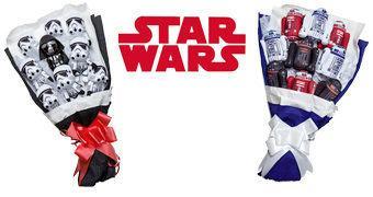 Buquês Star Wars no Dia dos Namorados (Valentine's Day)