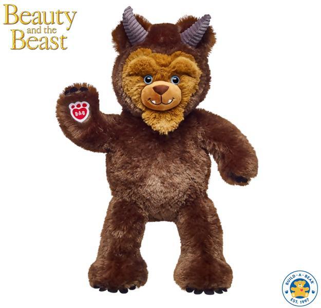 A-Bela-e-a-Fera-Build-A-Bear-Ursos-Pelucia-05