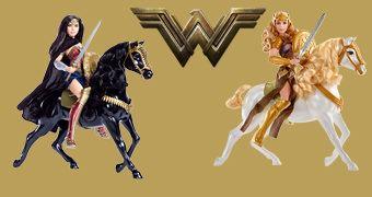 Bonecas Barbie do Filme Mulher Maravilha (Wonder Woman Movie)