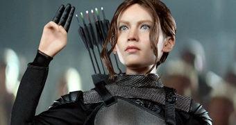 Katniss Everdeen (Jennifer Lawrence) Action Figure Perfeita Star Ace 1:6 – Jogos Vorazes: A Esperança