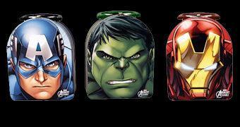 Avengers Assemble Lancheiras de Lata