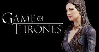 Figura Dark Horse Game of Thrones: Senhora Melisandre de Asshai, a Sacerdotisa Vermelha