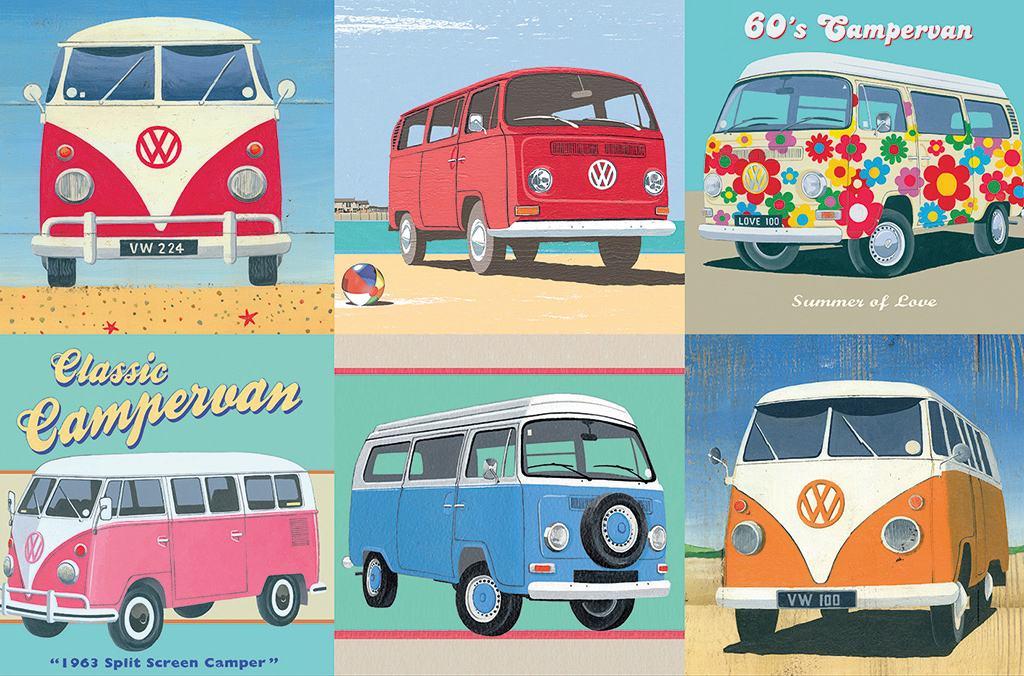 Quebra-Cabeca-Kombi-VW-Campervan-Jigsaw-Puzzle-02