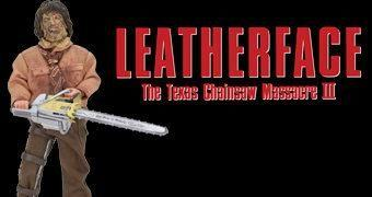 Leatherface em O Massacre da Serra Elétrica 3 – Action Figure Retro