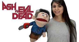 Fantoche Ashy Slashy da Série de TV Ash vs Evil Dead
