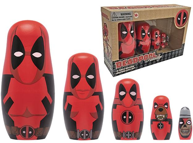 Bonecas-Russas-Matryoshkas-Deadpool-Wood-Nesting-Doll-Set-01