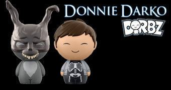Bonecos Dorbz Donnie Darko