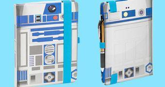 Diário Moleskine Star Wars R2-D2
