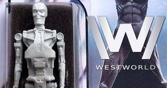 Westworld Android Custom Action Figure da Série da HBO