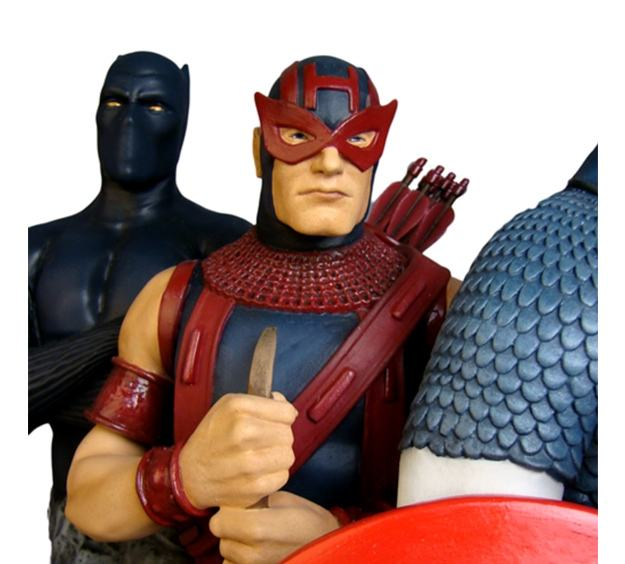 The-Avengers-Assemble-Alex-Ross-Fine-Art-Sculpture-03