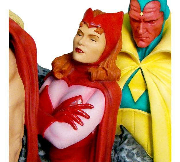 The-Avengers-Assemble-Alex-Ross-Fine-Art-Sculpture-04