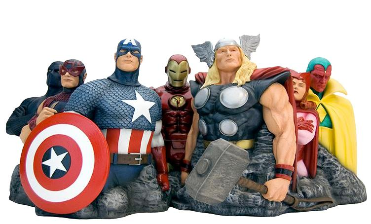 The-Avengers-Assemble-Alex-Ross-Fine-Art-Sculpture-05