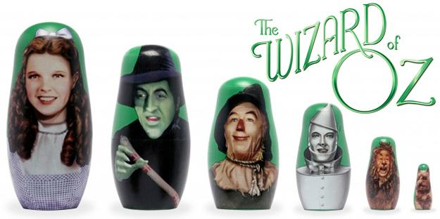 Bonecas-Matryoshkas-Wizard-of-Oz-Wood-Nesting-Dolls-01