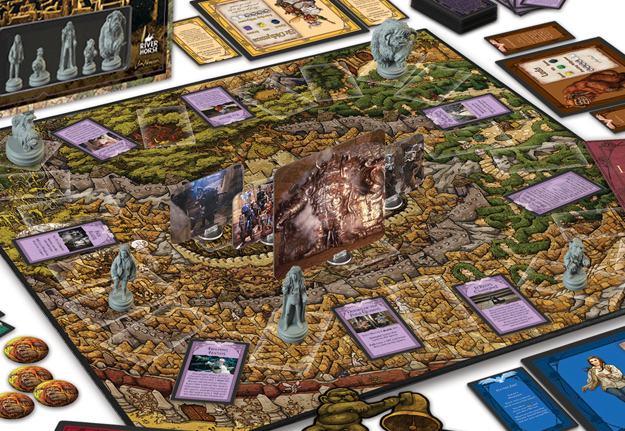 Jim-Henson-Labyrinth-Jogo-de-Tabuleiro-Edicao-de-Colecionador-05