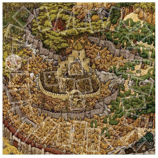 Jim-Henson-Labyrinth-Jogo-de-Tabuleiro-Edicao-de-Colecionador-06