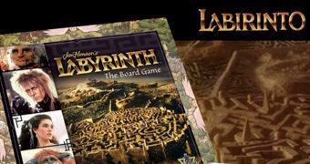 Jogo de Tabuleiro Labirinto – A Magia do Tempo – Edição de Colecionador em Português