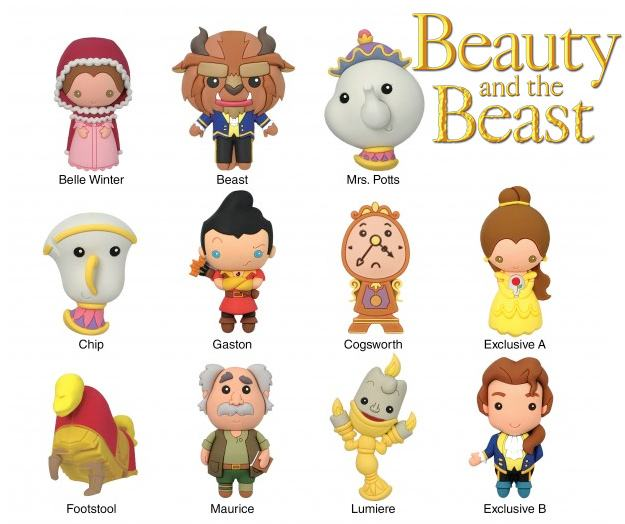 Chaveiros-Beauty-and-the-Beast-3-D-Figural-Foam-Keychains-01