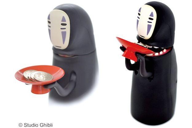 Cofre-Viagem-de-Chihiro-Spirited-Away-Kaonashi-No-Face-Piggy-Bank-Studio-Ghibli-02