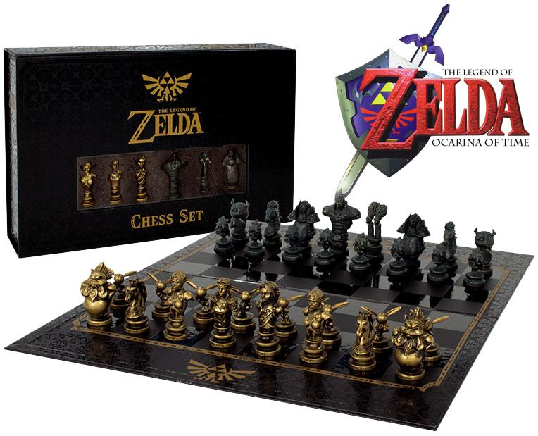 Xadrez-The-Legend-of-Zelda-Chess-Collectors-Set-01