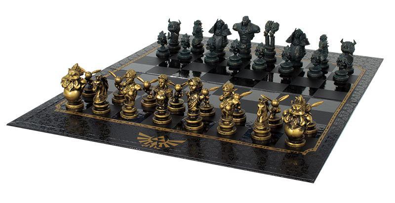 Xadrez-The-Legend-of-Zelda-Chess-Collectors-Set-03