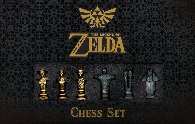 Xadrez-The-Legend-of-Zelda-Chess-Collectors-Set-04