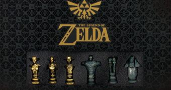 Xadrez Legend of Zelda: Ocarina of Time