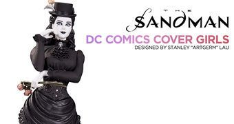 Estátua DC Comics Cover Girls: Death (The Sandman)