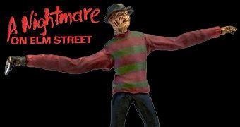 Estátua Premium Motion Freddy Krueger em A Hora do Pesadelo