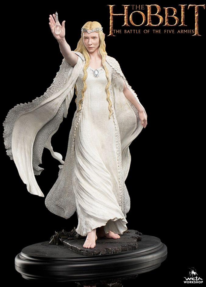 Estatua-Lady-Galadriel-at-Dol-Guldor-The-Hobbit-Statue-01