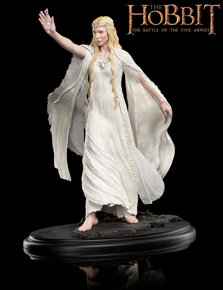 Estatua-Lady-Galadriel-at-Dol-Guldor-The-Hobbit-Statue-03
