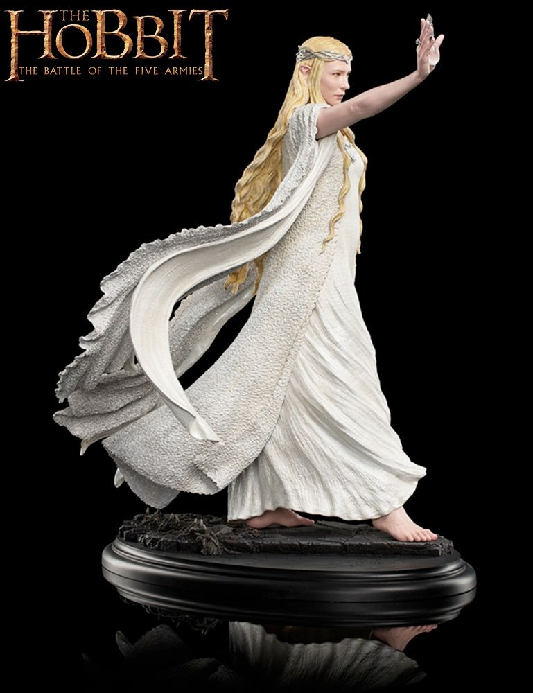 Estatua-Lady-Galadriel-at-Dol-Guldor-The-Hobbit-Statue-04