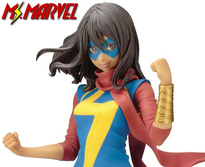 Estatua-Ms-Marvel-Kamala-Khan-Marvel-Bishoujo-Statue-02