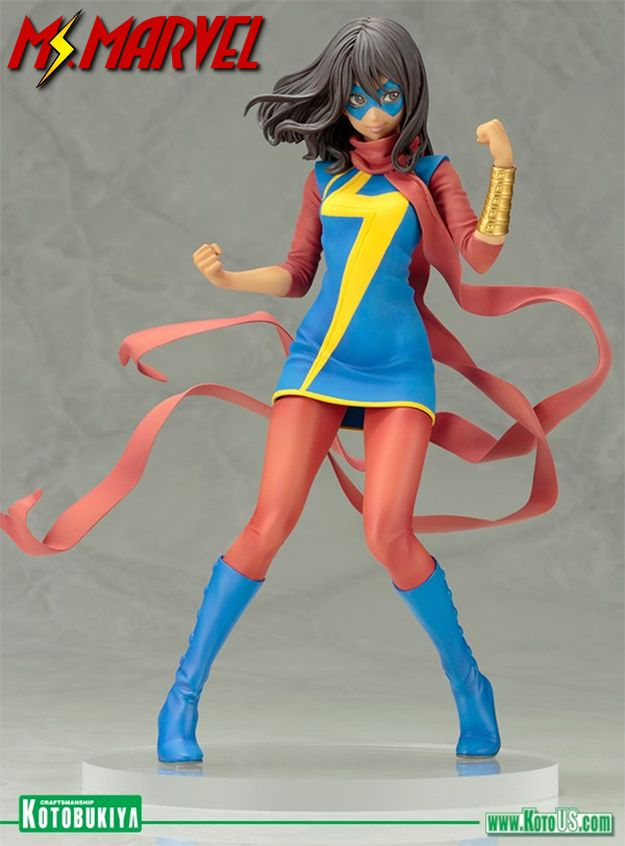 Estatua-Ms-Marvel-Kamala-Khan-Marvel-Bishoujo-Statue-04