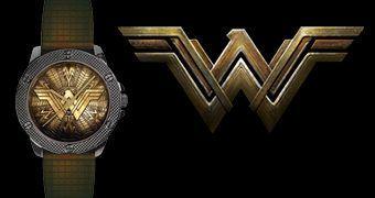 Relógio de Pulso DC Watch Collection: Mulher Maravilha, o Filme