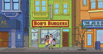 Quebra-Cabeça Bob's Burgers com 550 Peças