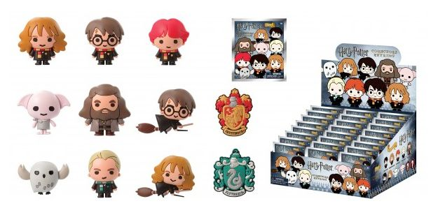Chaveiros-Harry-Potter-Series-2-3-D-Figural-Foam-Keychains-03