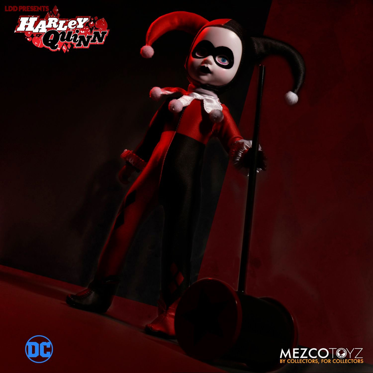 Boneca-Living-Dead-Dolls-Presents-Harley-Quinn-03
