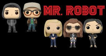 Bonecos Pop! Mr. Robot (Série de TV)