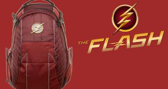 Mochila DC Comics The Flash!