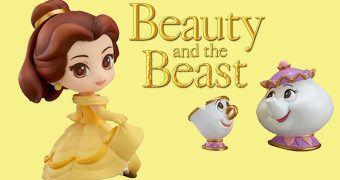 Boneca Nendoroid Belle (Disney) – A Bela e a Fera