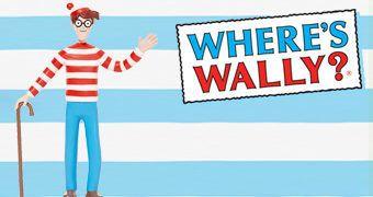 Boneco Flexível Onde Está Wally?