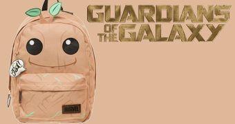 Mochila Groot Guardiões da Galáxia